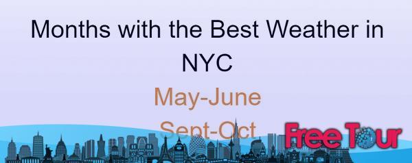 explicacion de los mejores horarios para ir a la ciudad de nueva york 2 - Explicación de los mejores horarios para ir a la ciudad de Nueva York