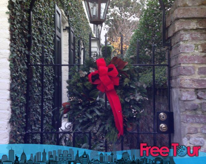 Felices Fiestas en Charleston!