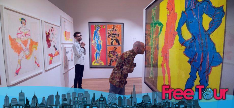 Galerías de arte gratuitas de Londres