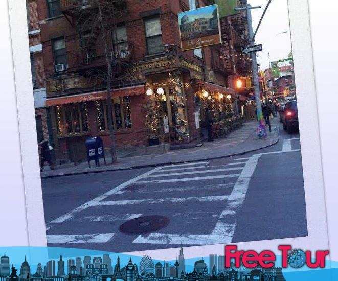 Gira de la Mafia de Nueva York
