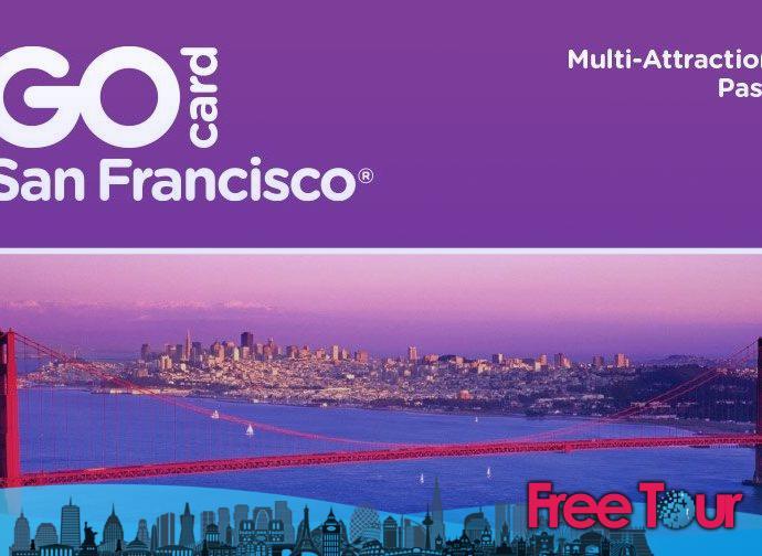 Go San Francisco Card Itinerario de 3 días