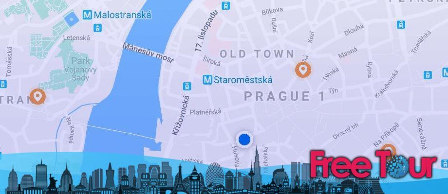 Guardaequipajes en Praga