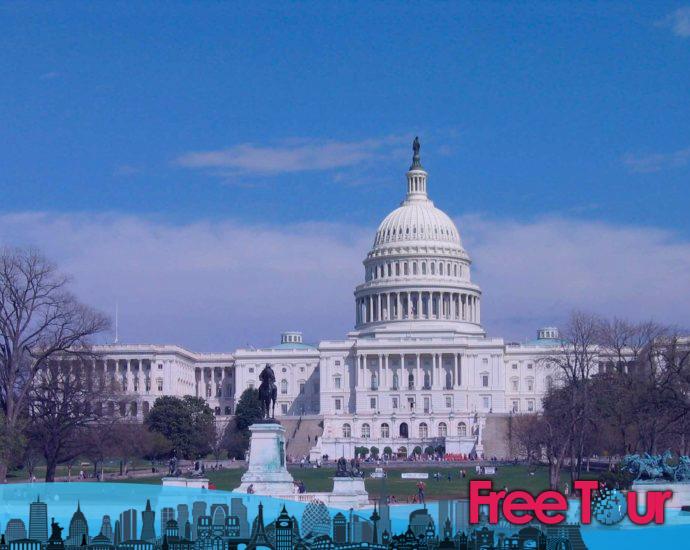 itinerario de 1 2 y 3 dias para washington dc 690x550 - Itinerario de 1, 2 y 3 días para Washington DC