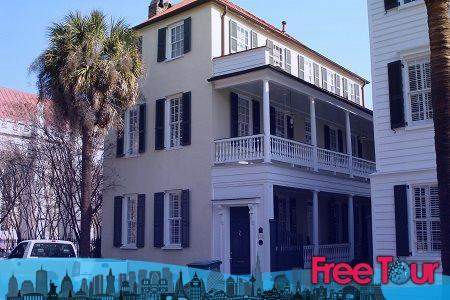 La Casa Unifamiliar de Charleston