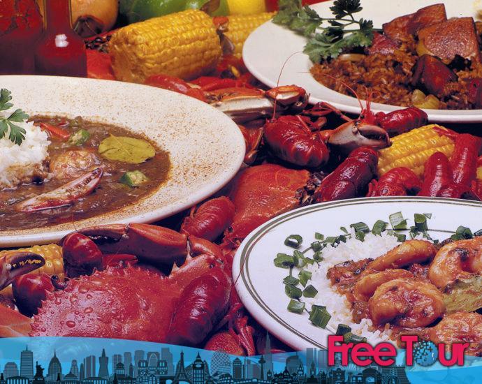 la diferencia entre el cajun y el alimento criollo 690x550 - La diferencia entre el Cajun y el alimento criollo