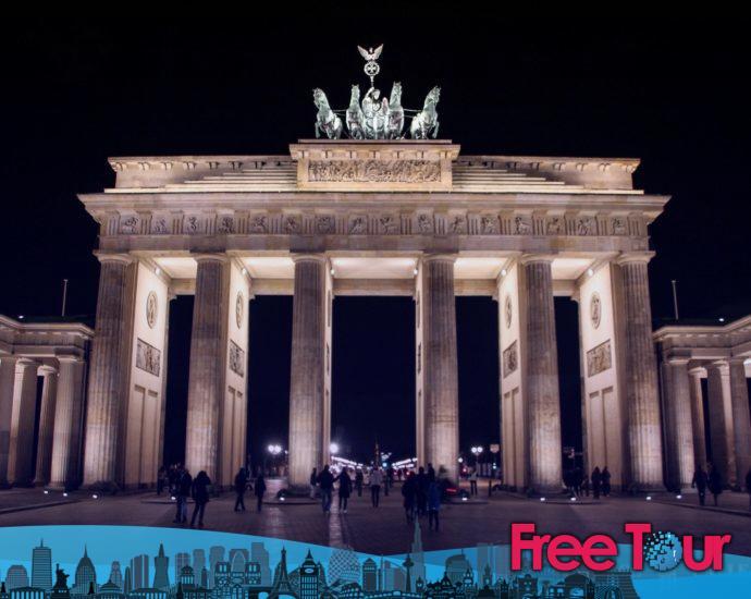Lo mejor que puedes hacer en Berlín de noche