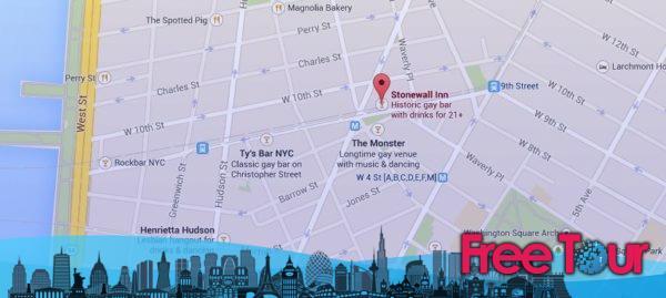 Los disturbios de Stonewall Inn en Greenwich Village