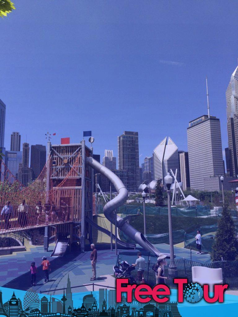 los hermosos parques de chicago 4 768x1024 - Qué hacer en Chicago con los niños