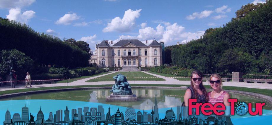 París con un presupuesto: El Museo Rodin