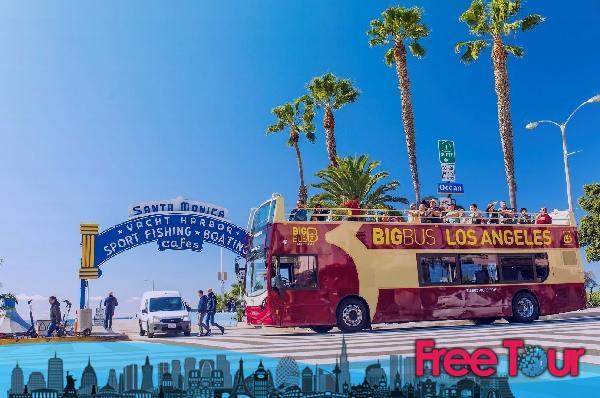 ¿Qué excursión en autobús de Los Ángeles debería hacer?