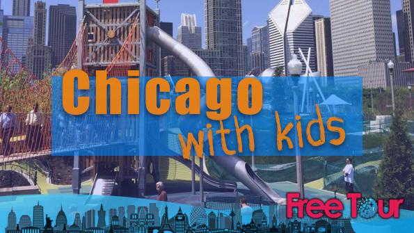 Qué hacer en Chicago con los niños