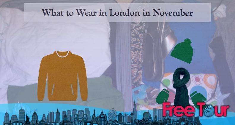 que tiempo hace en londres en noviembre 3 - ¿qué tiempo hace en Londres en noviembre?