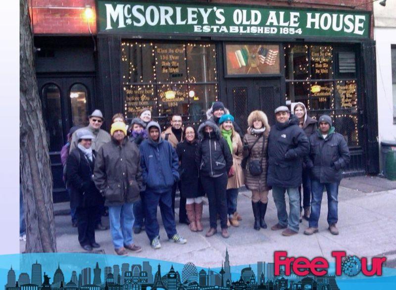 recorrido historico por los bares de la ciudad de nueva york 5 - Cosas que ver y hacer en el East Village