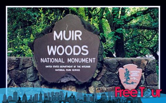 reservas de aparcamiento en muir woods - Reservas de aparcamiento en Muir Woods