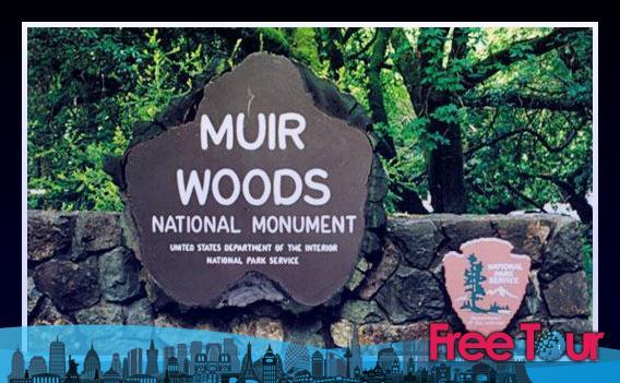 Reservas de aparcamiento en Muir Woods