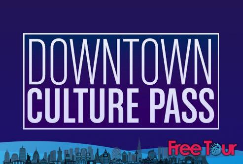 The Downtown Culture Pass | Ahorre dinero en la ciudad de Nueva York