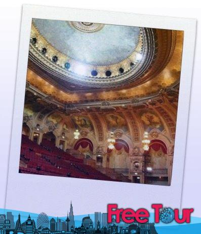 Tour de la Carpa del Teatro de Chicago