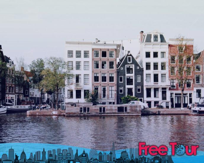 Tours gratuitos a pie en Ámsterdam
