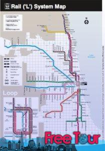 Transporte público en Chicago