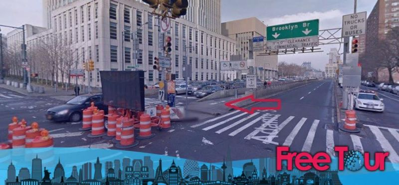 un paseo por el puente de brooklyn una guia para el visitante 4 - Un paseo por el Puente de Brooklyn - una guía para el visitante
