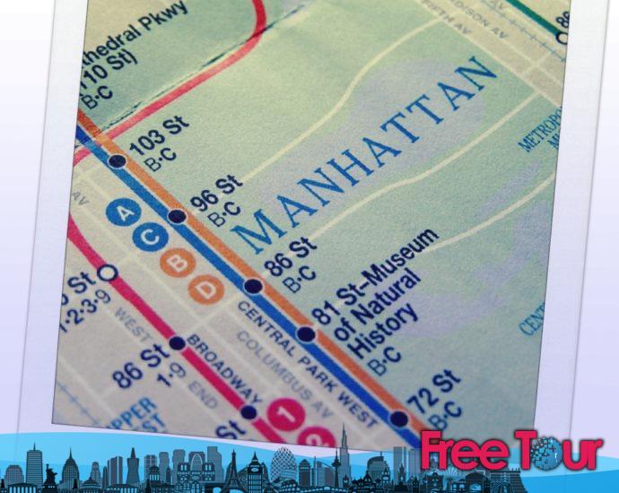 Una guía de viaje para la ciudad de Nueva York con presupuesto