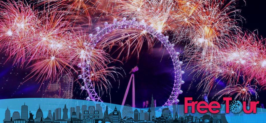 ver el espectaculo de fuegos artificiales de nochevieja en londres 920x425 - Ver el espectáculo de fuegos artificiales de Nochevieja en Londres