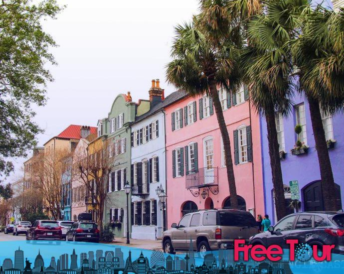 Viaje de fin de semana a Charleston