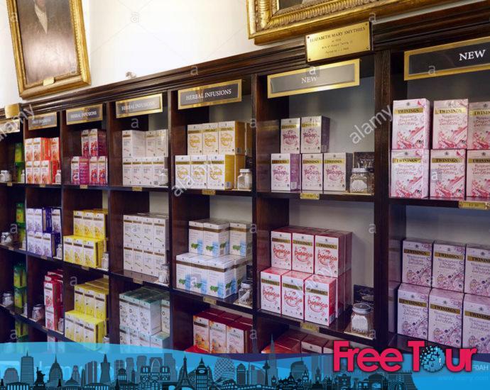 visita a la tienda de twinings tea shop 690x550 - Visita a la tienda de Twinings Tea Shop