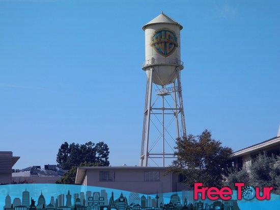 Visita a los estudios de Warner Bros.