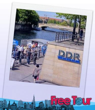 Visita al Museo de la RDA en Berlín