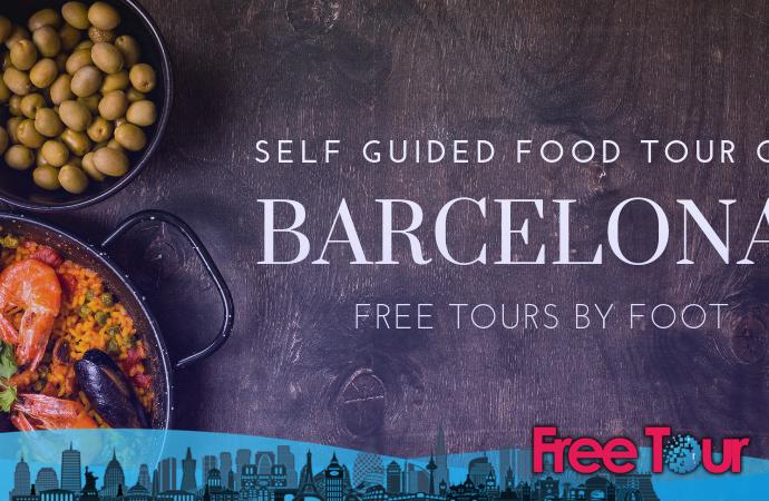 Visita auto-guiada a Barcelona