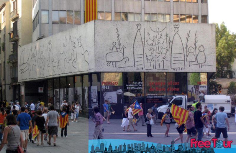 visita gotica autoguiada por barcelona 6 - Visita Gótica Autoguiada por Barcelona