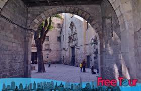 visita gotica autoguiada por barcelona 7 - Visita Gótica Autoguiada por Barcelona
