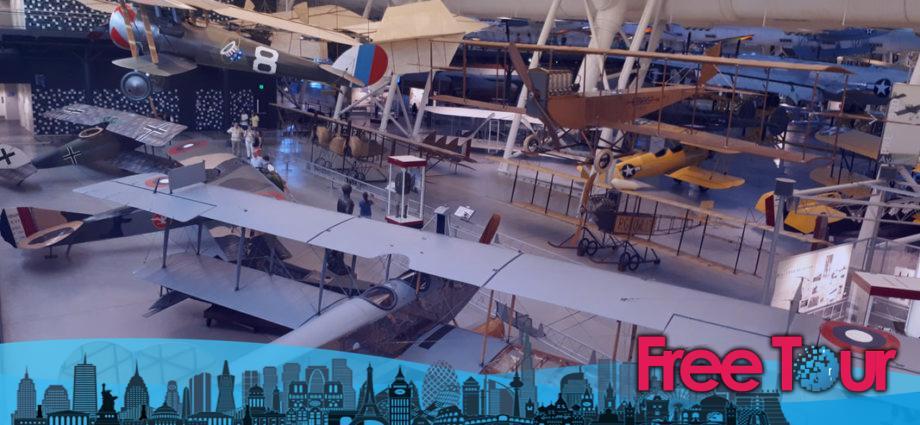 visitar el museo del aire y el espacio con los ninos 920x425 - Visitar el Museo del Aire y el Espacio con los niños