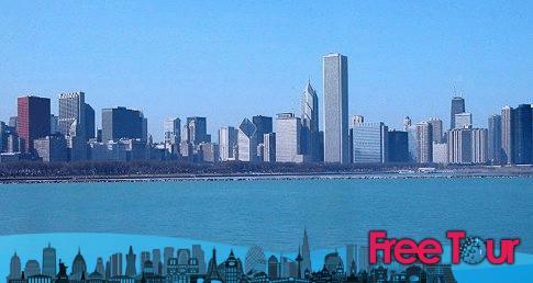Visite el Lago Michigan Chicago