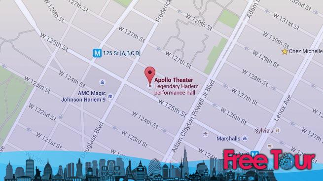 visite el teatro apolo en harlem 2 - Visite el Teatro Apolo en Harlem