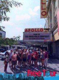 Visite el Teatro Apolo en Harlem